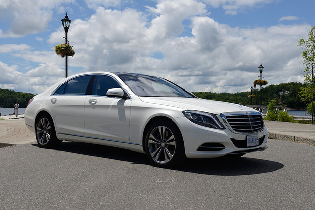 The Worldu0027s Best Selling Luxury Sedan Gets An Impressive Makeover