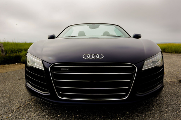 Test Drive Audi R V Spyder Cool Hunting - All audi a models