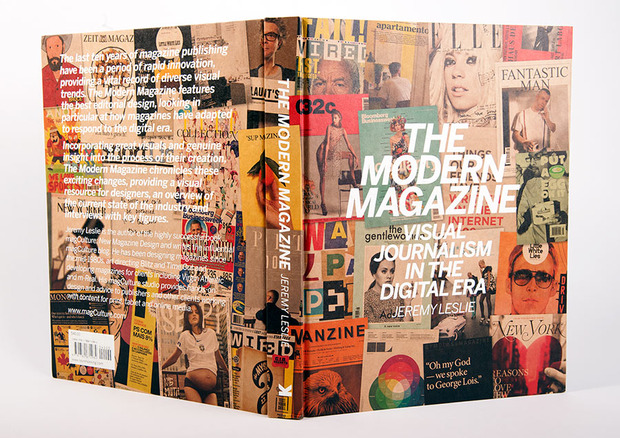 The modern magazine cool hunting Modern design magazine