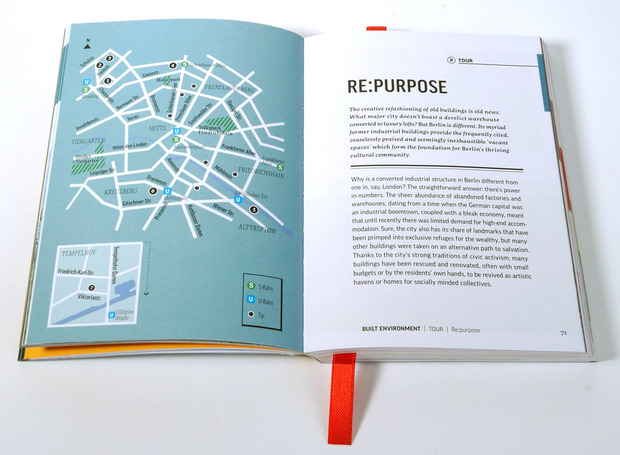 Book Cover Design Guide : The berlin design guide cool hunting