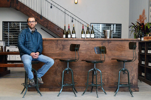 Interview With :    Justin Willett, Founder of Tyler Winery based in Lompoc, CA