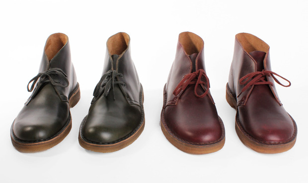 Horween Chromexcel Leather Shoes