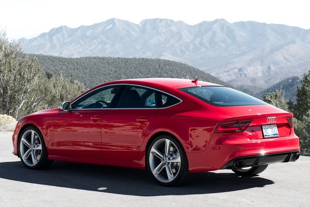 Test Drive 2014 Audi Rs7 Cool Hunting