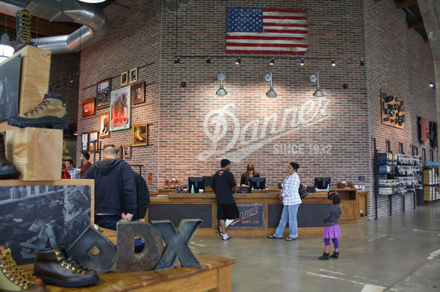 Danner Factory Tour - Cool Hunting