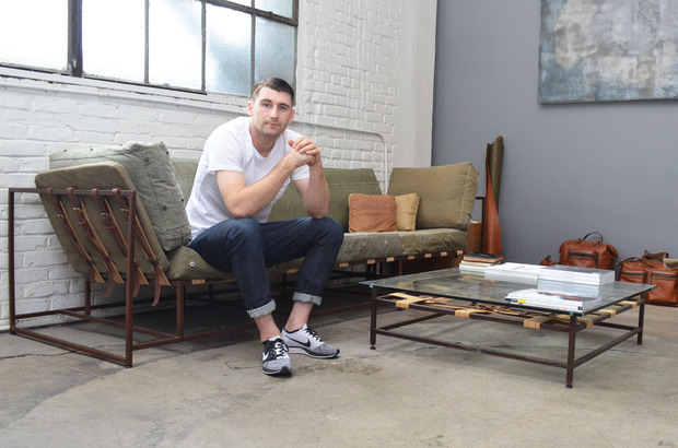 Interview With :    Stephen Kenn, LA-based Furniture Maker