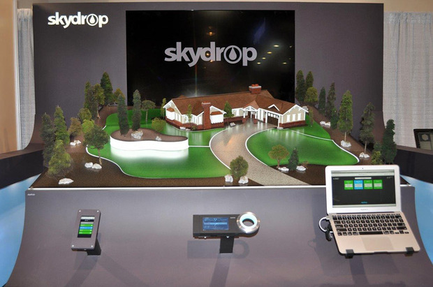 Skydrop is a water irrigation solution for consumers looking to save water, time, and money
