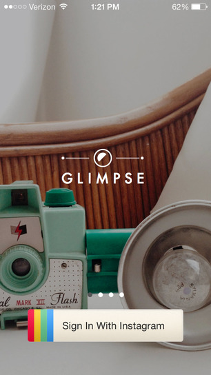 Glimpse Dating App - Cool Hunting
