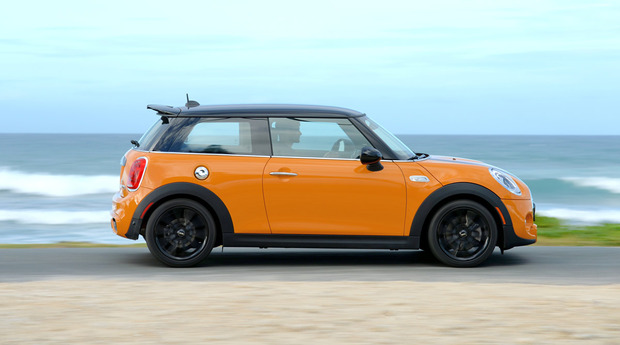 Test Drive 2014 Mini Cooper Hardtop Cool Hunting