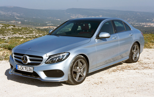 Test Drive 2015 MercedesBenz CClass  Cool Hunting
