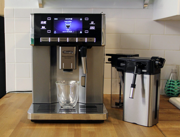 Krups Coffee Maker Asda : Breville Barista