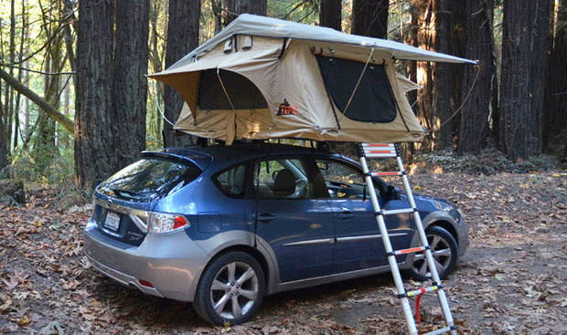 rooftop-tents-ayer-tepui-2.jpg & Three Rooftop Tents for Summer Adventures - Cool Hunting