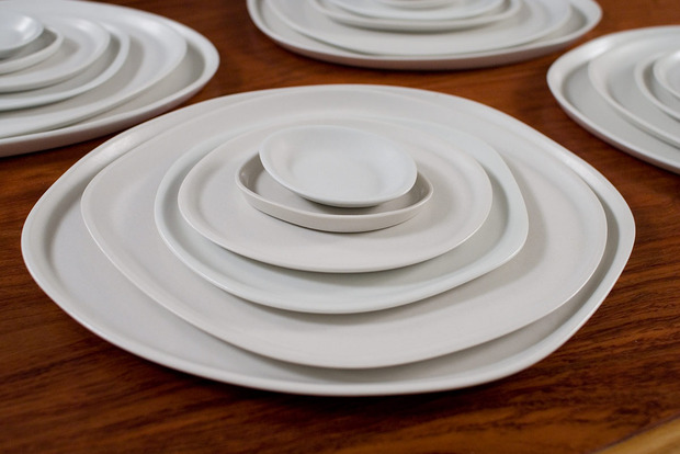 & The Ripple Series from Haand Ceramics - Cool Hunting