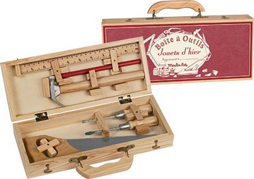 Moulin Roty Children's Tool Boxes - Cool Hunting