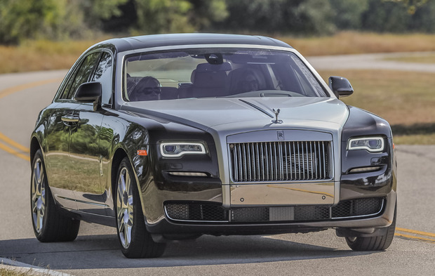 2015 rolls royce ghost cool hunting. Black Bedroom Furniture Sets. Home Design Ideas