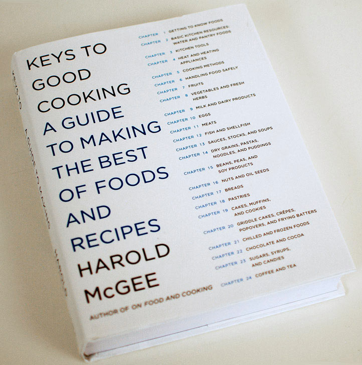Keys to good cooking cool hunting make great recipes better with a new book of practical wisdom from food science guru harold mcgee forumfinder Images
