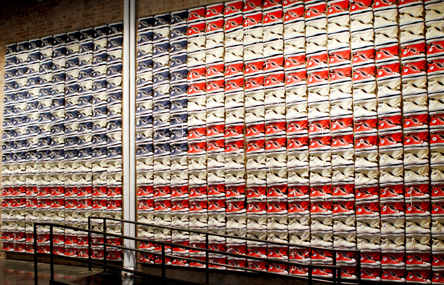 converse shoes store new york