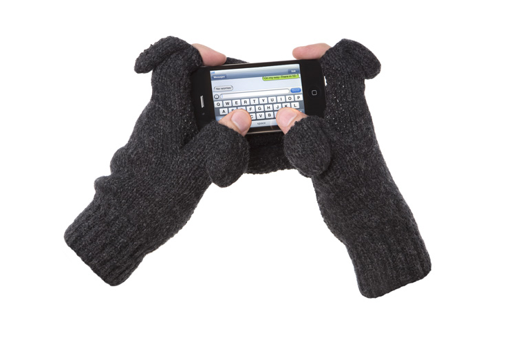 Freehands iPhone Gloves