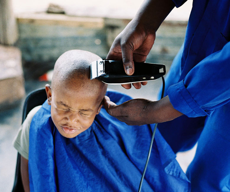 South African Township Barbershops Amp Salons Cool Hunting