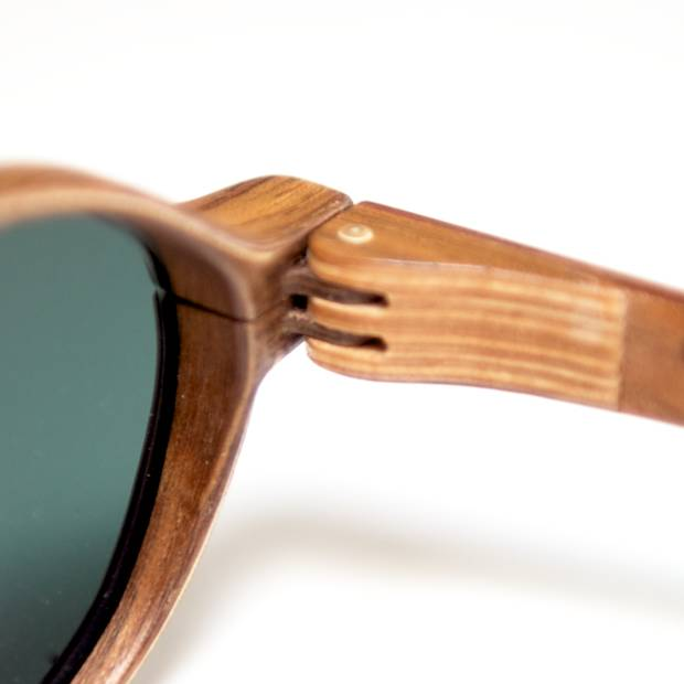 Wood Frame For Glasses : Herrlicht Wood Glasses - Cool Hunting
