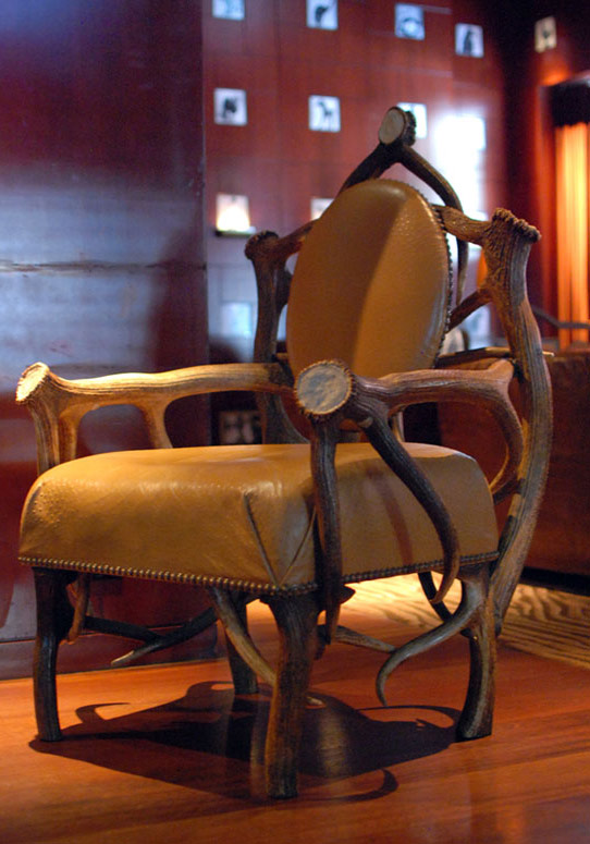 The Chairs at Clift - Cool Hunting