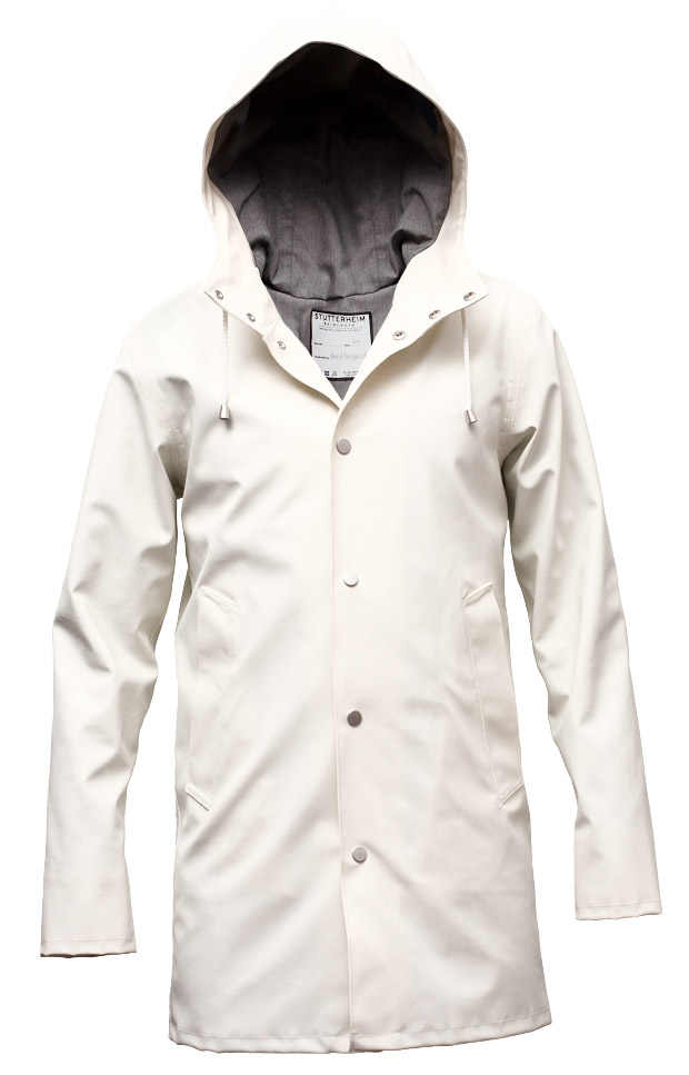 Stutterheim Raincoats - Cool Hunting