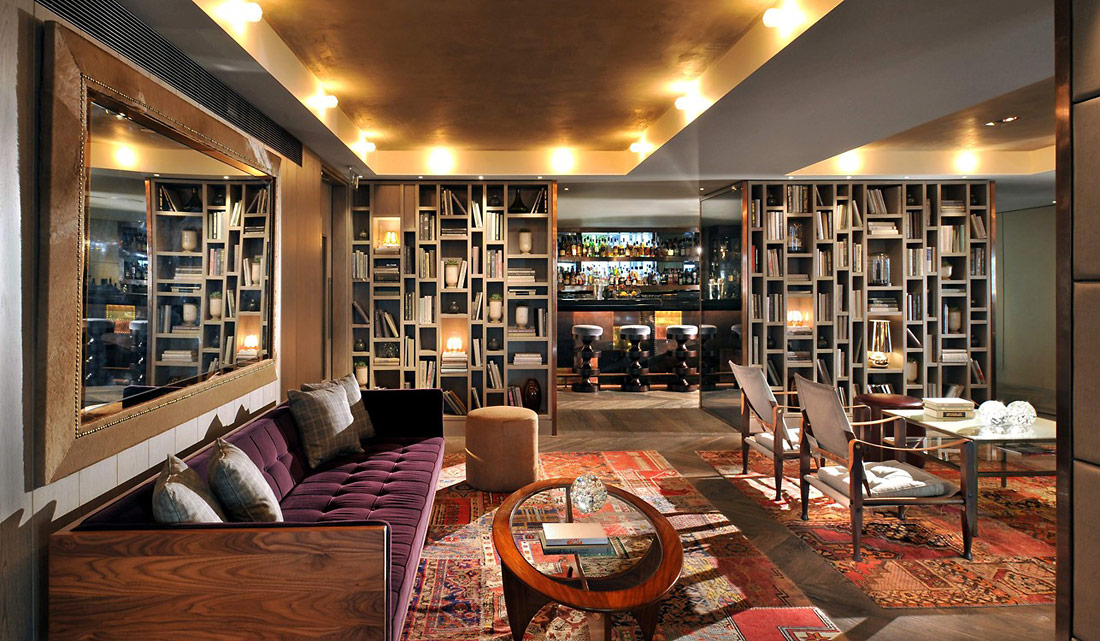 Belgraves cool hunting for Hotel design london