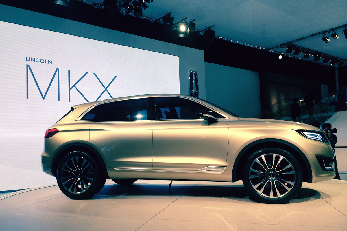 Lincoln Launches in China - Cool Hunting