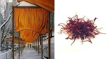 Christo Gates Saffron