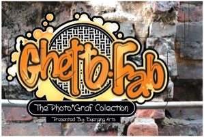 Ghettofab Logo