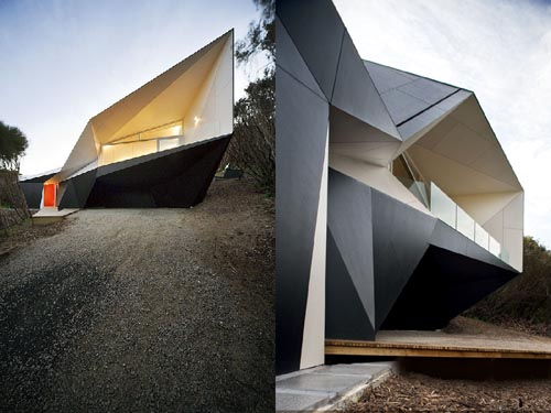 Mcbride charles ryan architects klein bottle house cool hunting - Architecturen volumes ...