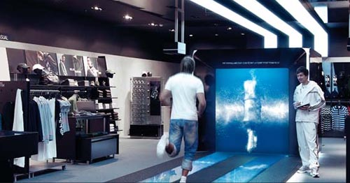 pas cher chaussures nike running - mi Innovation Center: Adidas Sport Performance Store in Paris ...