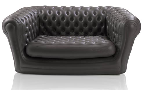 Blofield Inflatable Chesterfield Furniture Cool Hunting