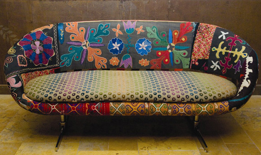 Design miami 2008 al sabah art design cool hunting Sofa orientalisch