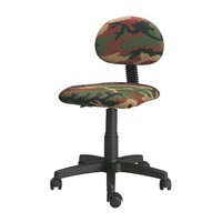 ikea's camouflage chair - cool hunting