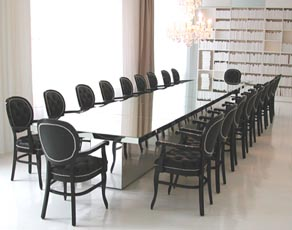 large dining room table seats 20. Mirror Banquet Table Large Dining Room Seats 20 A