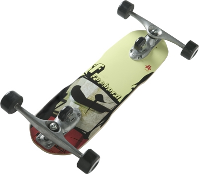 Freeboard Seventy5 Angle Small