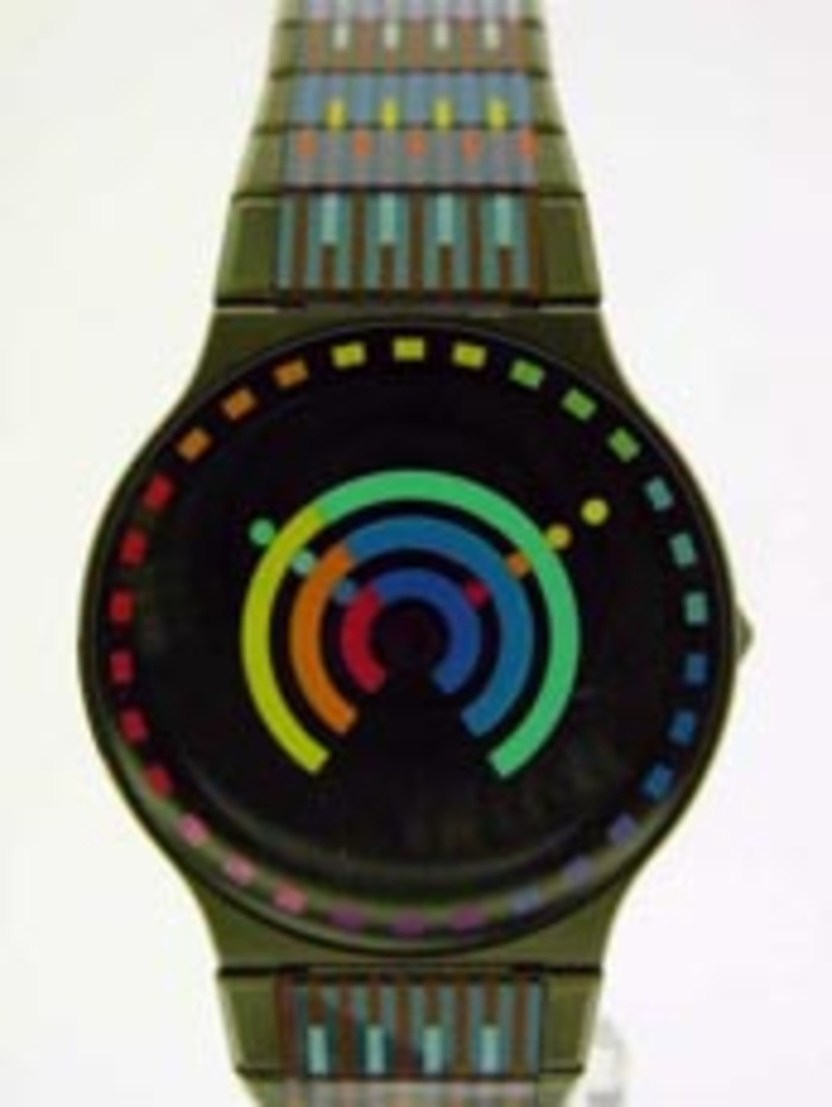 Yaacov agam kinetic op art watches for movado cool hunting for Movado kinetic