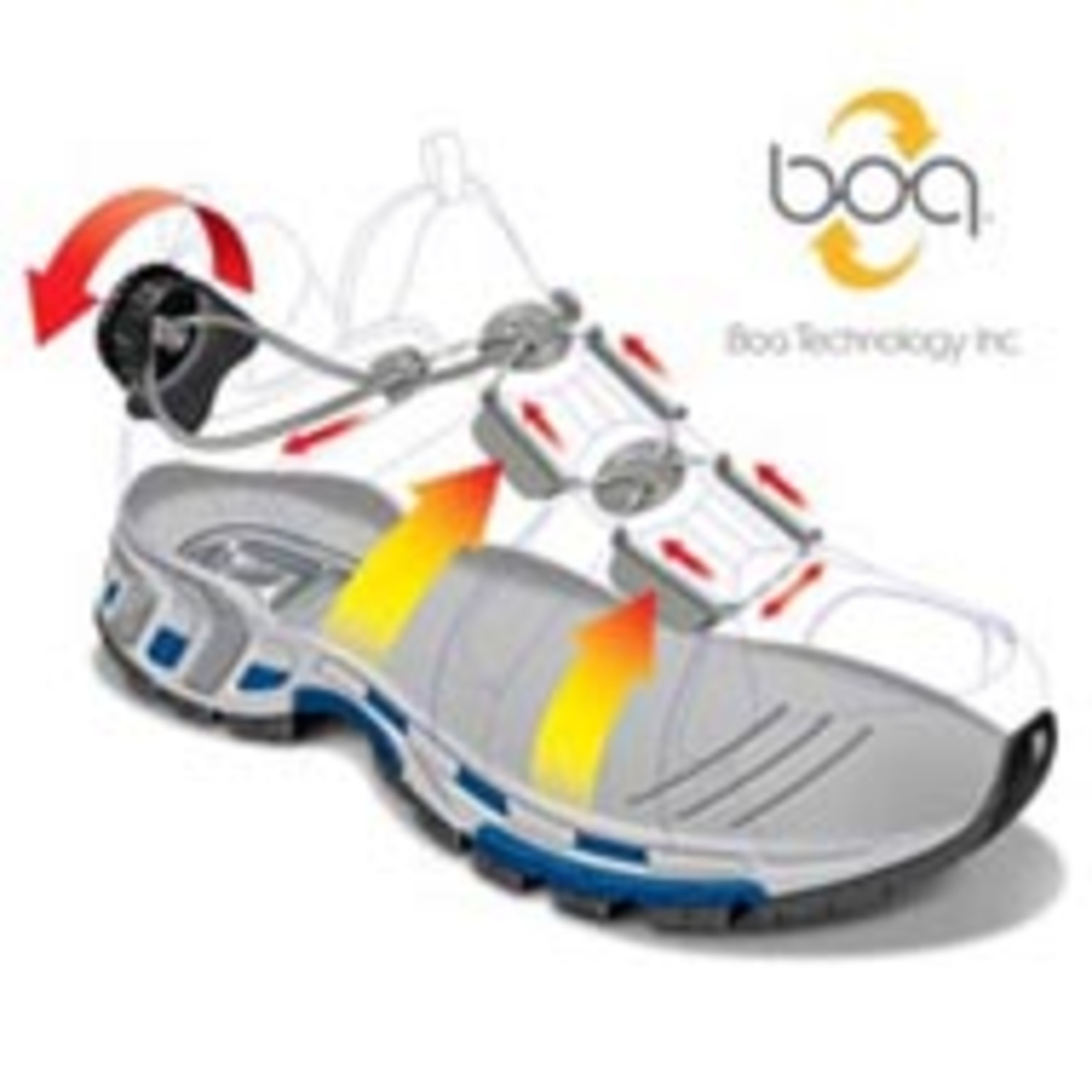 Running Shoes With Boa Laces