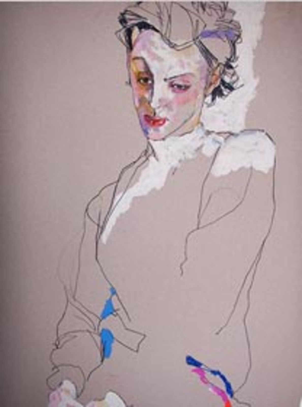 Contemporary Line Drawing Artists : Howard tangye cool hunting