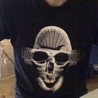 adidas Superstar Skull T-shirt