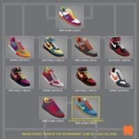 NIKEiD Studio Tournament: Finals