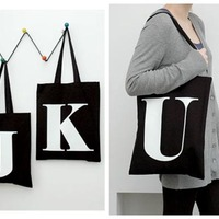Alphabet Bags