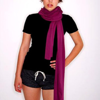 Alternative Pima Scarves