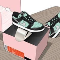 Assault's Tiffany Dunk SB Poster