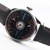 Azimuth Round 1 Bi-Retrograde Watch