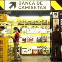 Banca de Camisetas
