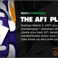 Sneakerplay: The AF1 Playoffs