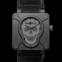 Bell & Ross BR 01 Airborne Watch