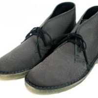 Ballistic Nylon Clarks