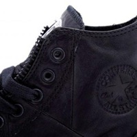 Vintage Leather Jacket Chucks